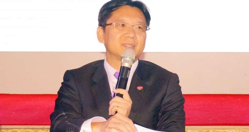 新新聞》以「黨內醞釀模式」介入台企聯會長選舉,台辦屬意李政宏