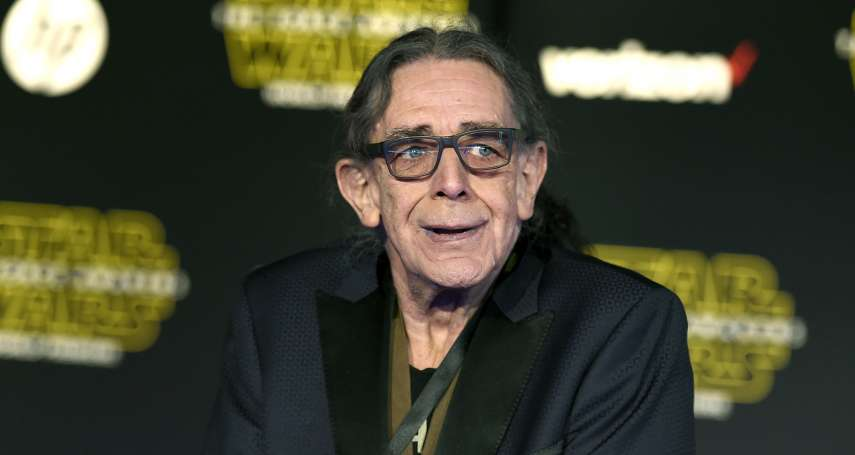 《星際大戰》大家庭又少一員!「丘巴卡」彼得梅休74歲病逝