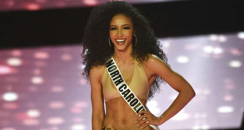 黑就是美》美國百年選美史寫下新頁:三位黑美人同時奪下頂級選美比賽后冠!