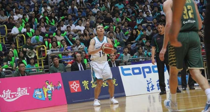籃球》領先雙位數卻被追到2分差 許晉哲:對球隊是好事