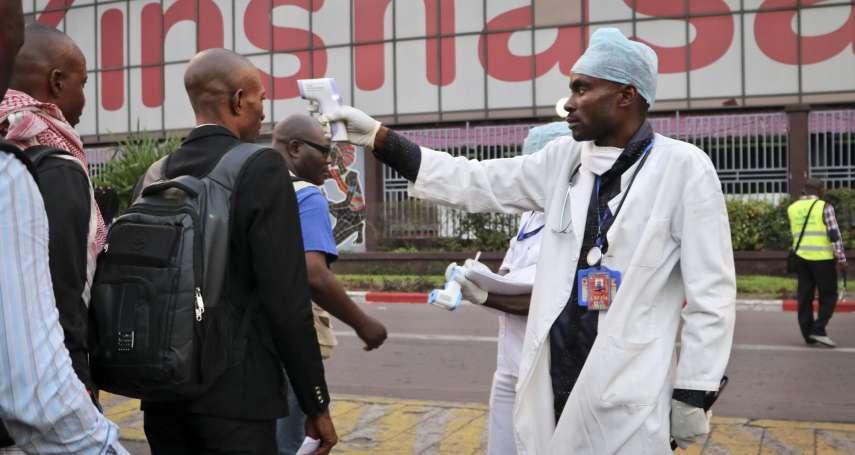不相信伊波拉是真的!致命病毒肆虐民主剛果導致上千人死亡 當地民眾卻攻擊醫生、逃離醫療中心