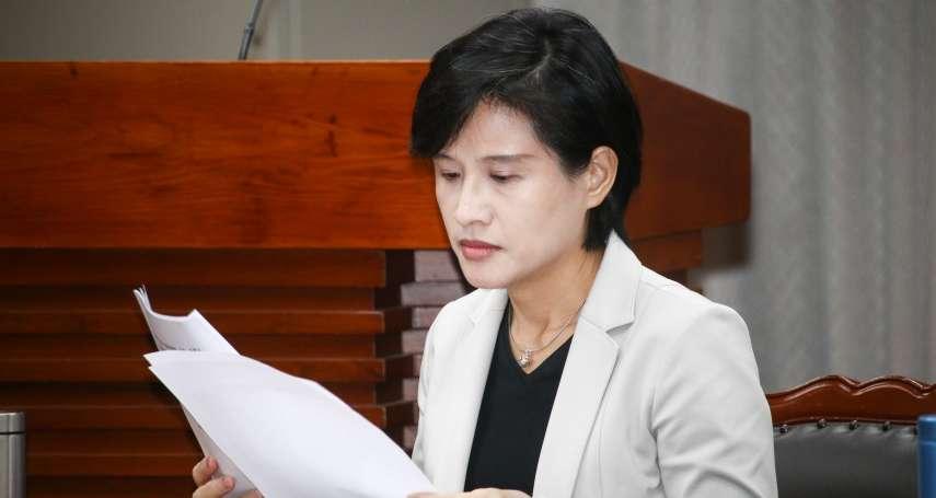 因「去蔣化」掌摑鄭麗君 資深藝人鄭惠中妨害公務獲判不起訴