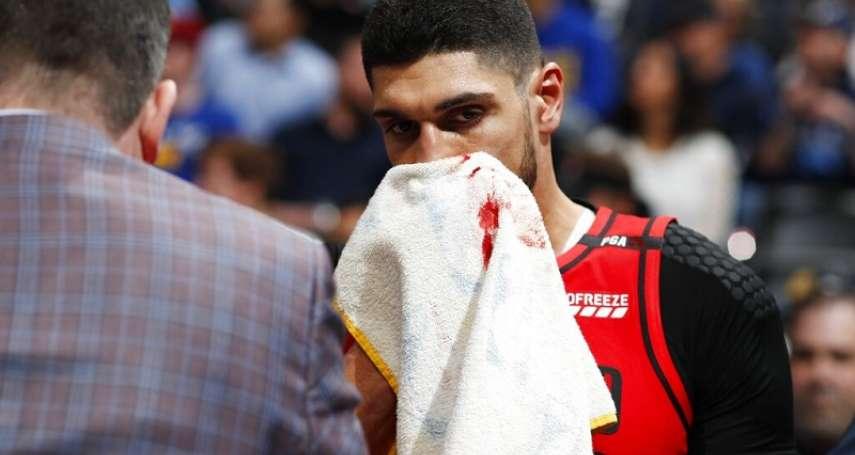 NBA季後賽》適逢穆斯林齋戒月 坎特拼戰之餘還向歐拉朱萬討教如何禁食