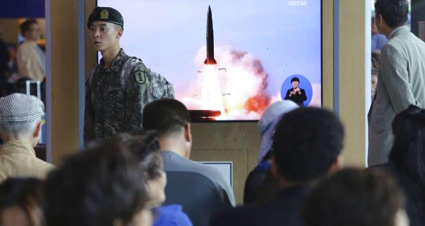中美貿易戰在即,金正恩趁亂猛射飛彈!BBC:朝鮮半島和平態勢恐難持續