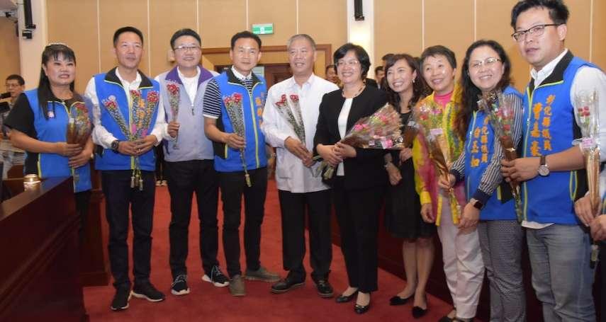 彰化縣政府與議會攜手 母親節前夕促銷在地花卉