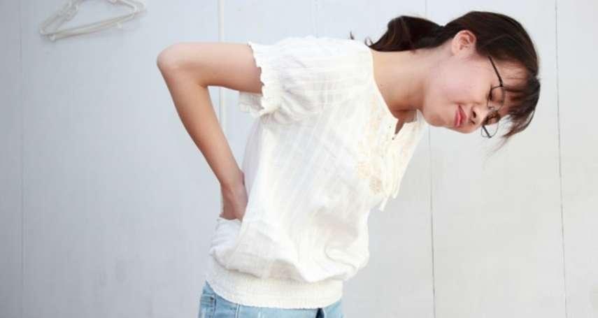 腰酸背痛好不了,趕快去檢查!癌症、腎結石…都會讓你下背痛,這6大健康訊息一定要留意
