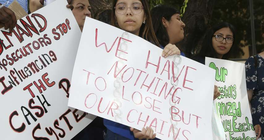 拿不出高額保釋金,只能獄中過母親節?美國司改團體發起行動,讓坐牢媽媽回家抱孩子