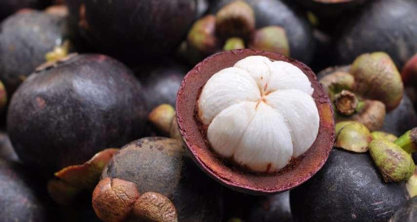 果肉酸甜軟嫩!泰國山竹隔16年重新進口 最快7月公告