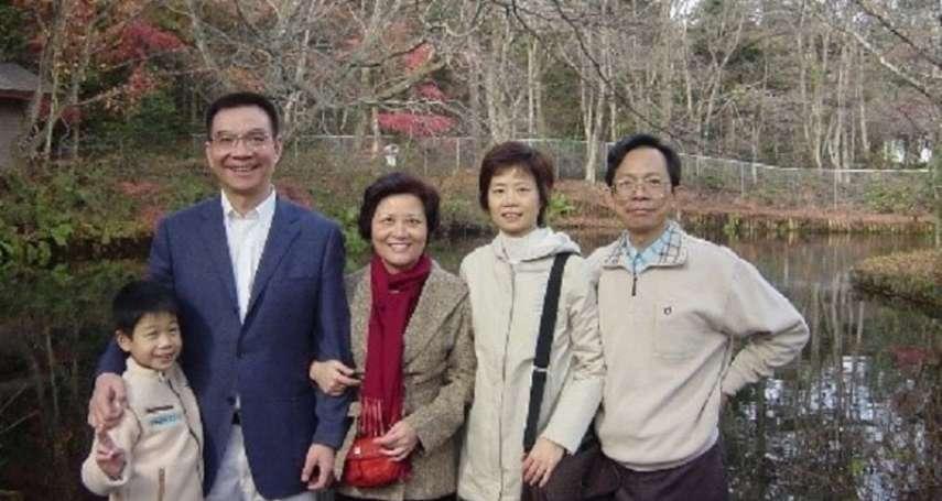 李建興專文:我的表弟─四十年回不了家的林毅夫