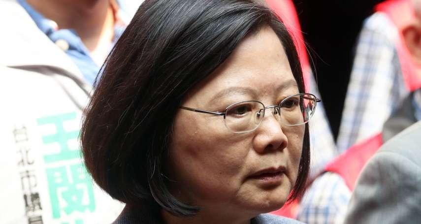 廖元豪觀點:沾光卻不沾腥的總統