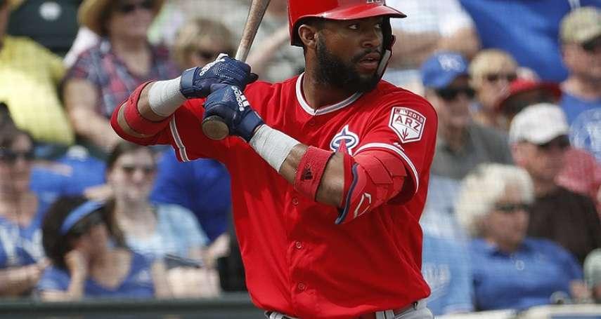 MLB》天使頭號新秀春訓受傷以為整季報銷 堅持不懈渴望回歸賽場