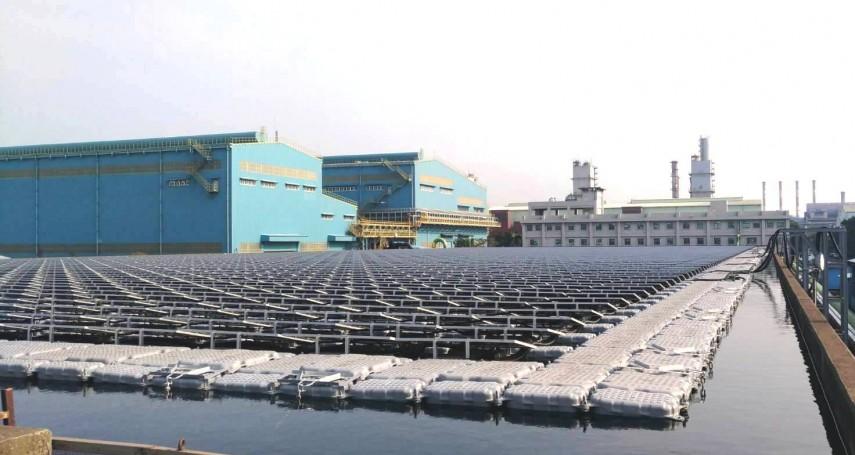 用電大戶綠電條款出爐 全台500用電大戶5年內需用1成綠電