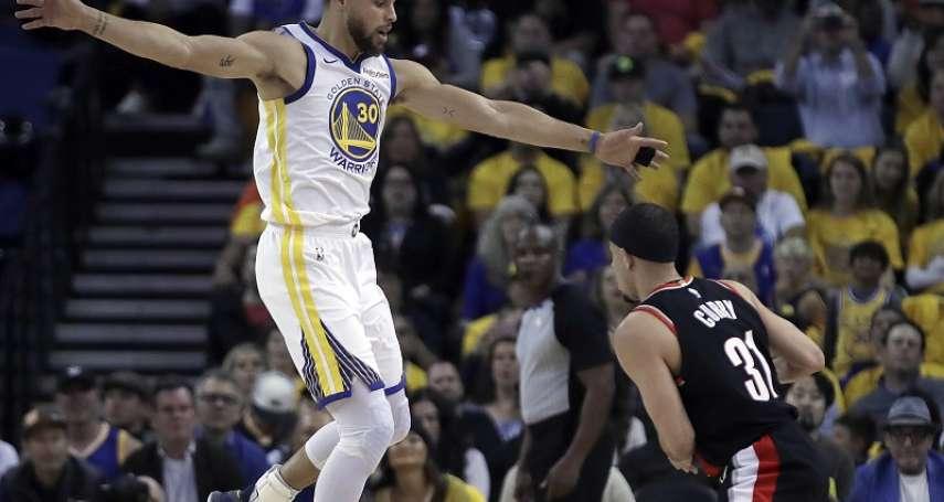 NBA》趕不上哥哥的成就,就努力守下他吧!實力天差地遠的西區「柯瑞內戰」