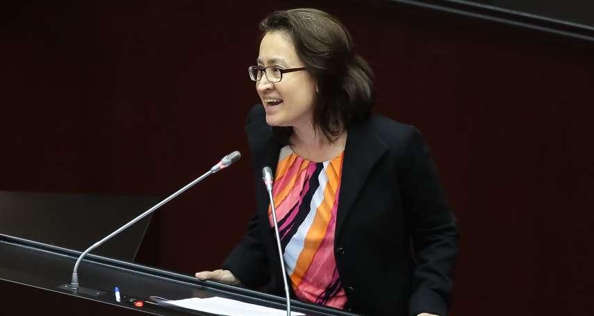 法務部次長公開挺蕭美琴 讚她「不畏刁難、不炒地皮、毫無保留關心花蓮」