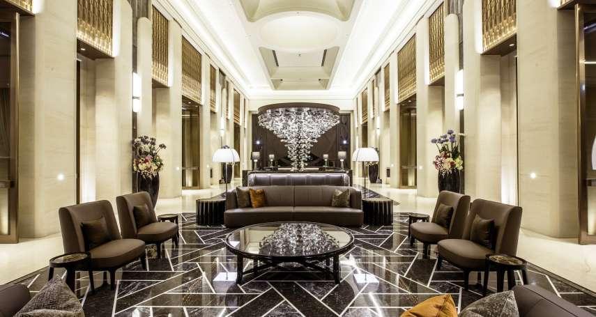 盡享尊容時尚的豪宅空間美學 久泰皇品遠眺未來生活