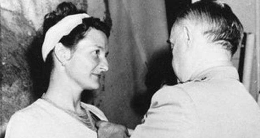 「瘸腿女士」:她是一位沒有左腿的女間諜,二戰時卻讓納粹聞風喪膽