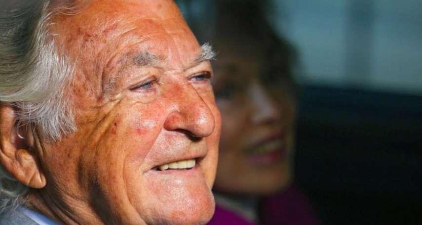 立場親中的「APEC之父」:澳洲史上支持率最高的總理霍克逝世,享壽89歲