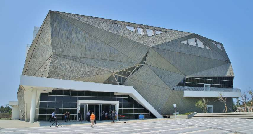 8億打造台中海生館 盼111年開幕啟用