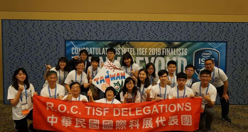 台灣之光!英特爾科技展傳捷報 台灣團奪7大會獎、4特別獎