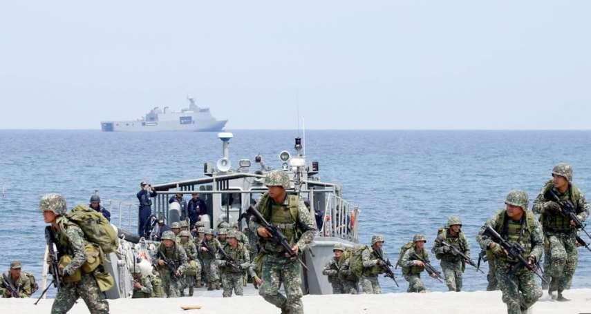美陸戰隊重大轉型,盡顯對中崛起擔憂?台灣「關鍵地位」曝光