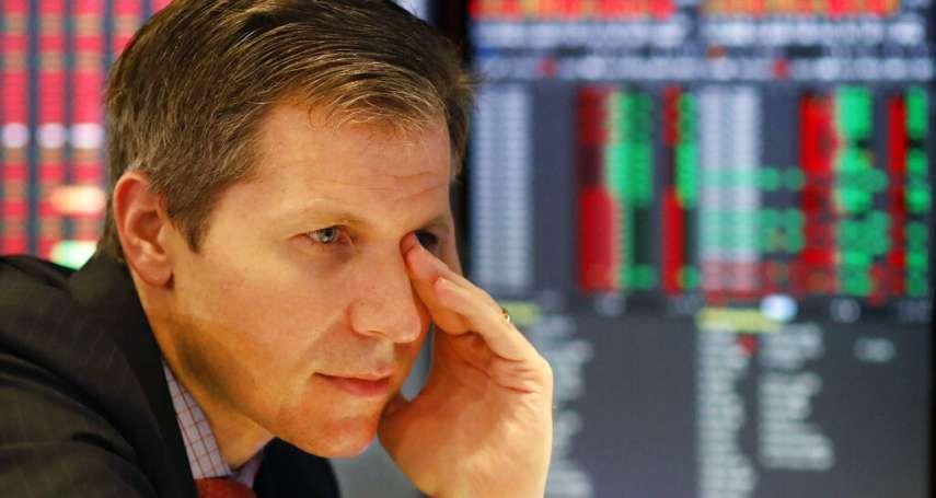 金融無常態 股市起波瀾 市場也似動物園
