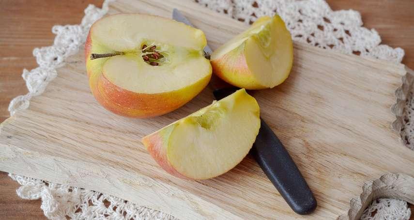 蘋果皮比果肉更營養!營養師揭4大好處:連皮吃下去能防癌、抗過敏
