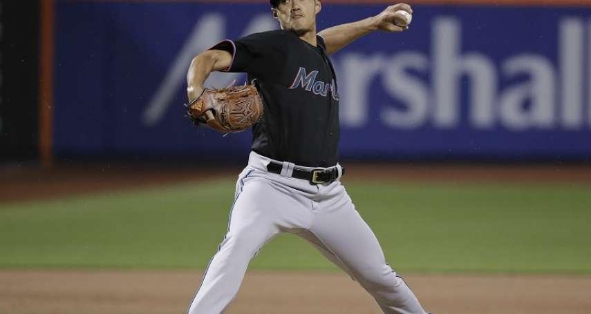 MLB》陳偉殷收生涯首中繼成功 江少慶先發5局奪勝