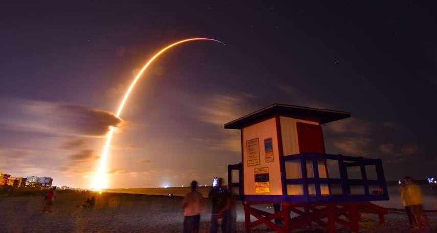 300字讀電子報》美國空軍終於向「鋼鐵人」公司下單,Space X拿到數十億美金合約