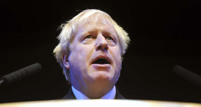 下一位英國首相是他?野心勃勃的前外相強森:無論有沒有協議,英國將在10月底之前脫歐