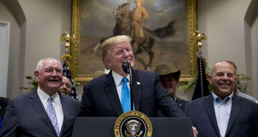 「華為可以是中美貿易協議的一部分!」華為命懸一線,川普拋出和解風向球