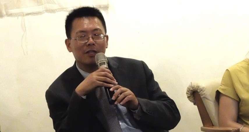 法律毫無用處!「被消失」70天中國律師致台灣人沉痛警告:你掉到黑洞就出不來,死在裡面了