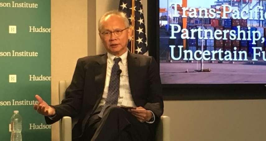 中美貿易戰》前國務院官員:台灣必然受衝擊,但必須學習擺脫中國、拓展多元市場