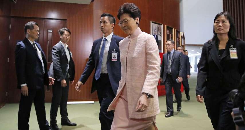 干涉中國內政?德國庇護香港本土派人士 特首林鄭月娥、中國外交部召見德國外交官抗議