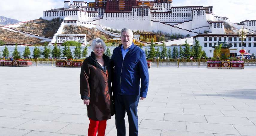 時隔6年》美國駐中國大使訪問西藏 布蘭斯塔德敦促北京與達賴喇嘛對話