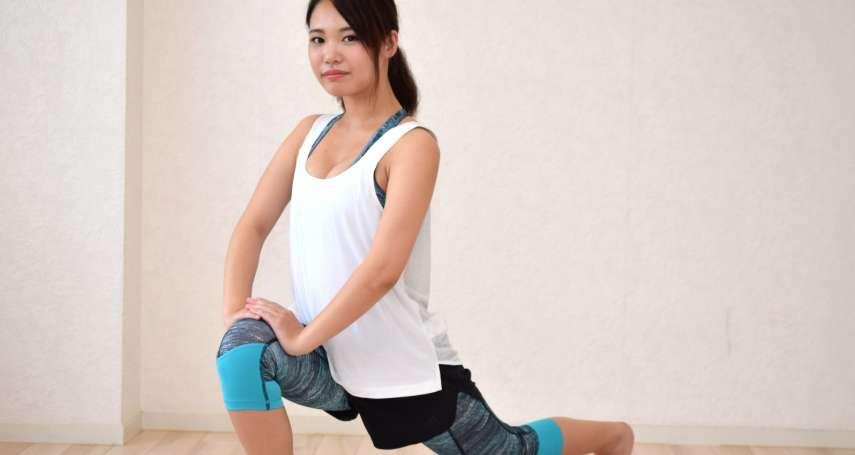 膝蓋痛、關節酸,先別急著吞保健品!營養師指出,「肌力不足」是重要成因