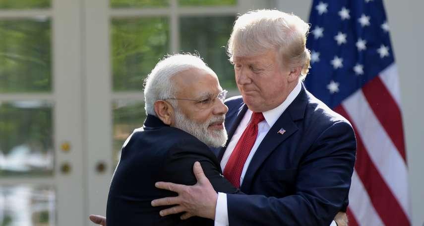 解析》印度看美國大選:總理莫迪是川普「好麻吉」 拜登、賀錦麗上台又會如何?