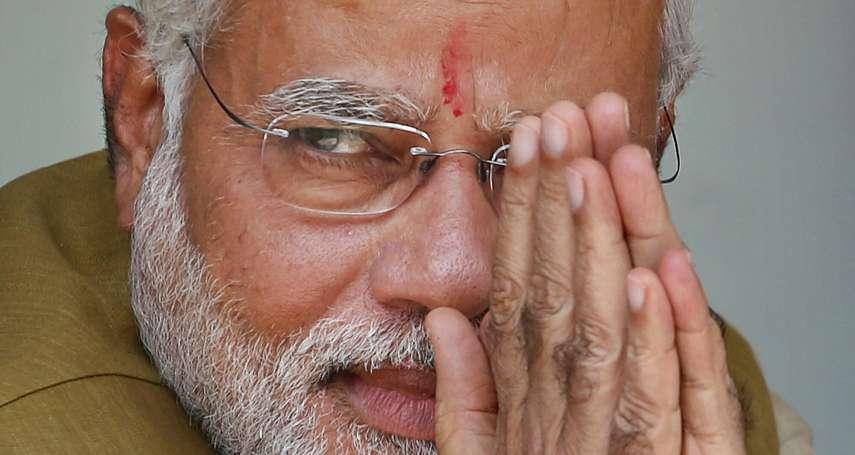 閻紀宇專欄:強人作風、民粹訴求、民族主義、宗教狂熱……印度總理莫迪又贏了