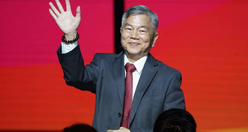 觀點投書:沈榮津部長發揚中華文化