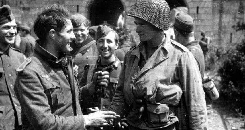美軍與德軍聯手抵抗納粹的反撲、救出法國戰俘!揭秘不可思議的二戰奇景「伊特堡戰役」