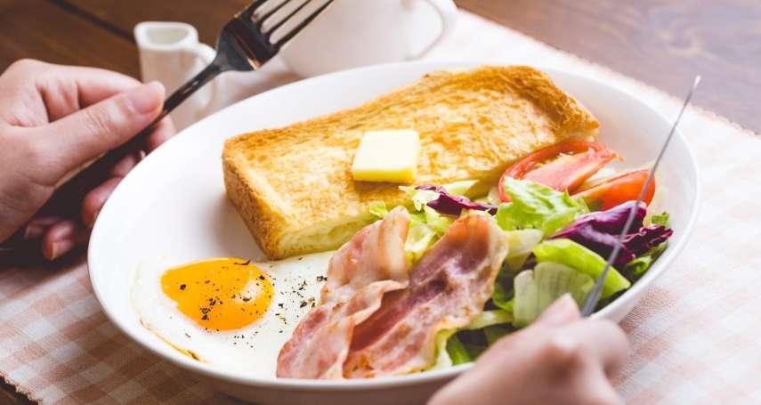 早餐不但要吃,還得吃超過400卡!營養師道出吃早餐能保護心血管的關鍵原因