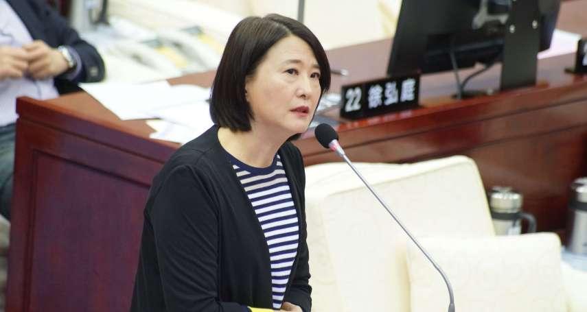 被譏「回去念書」 王鴻薇反嗆柯文哲:拿不出馬郝時代民調「證據」的話應道歉