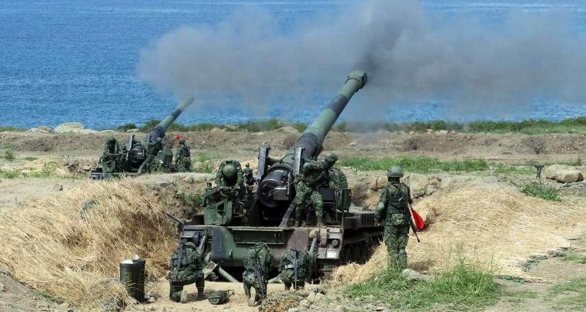 美兵推兩岸開戰台灣空軍初期就被殲滅 精準彈藥不足成國軍戰備部署硬傷