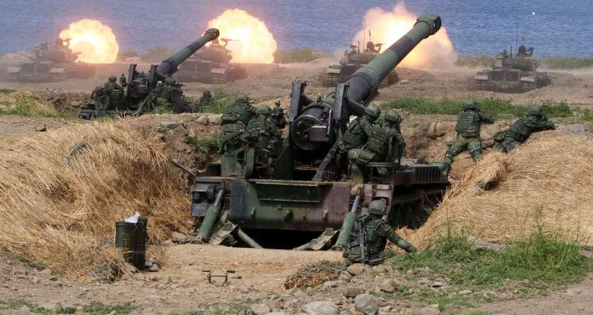 漢光35號演習》三軍聯合灘岸殲敵秀強大火力 新戰力「雲豹30公厘機砲戰鬥車」射擊威力驚人
