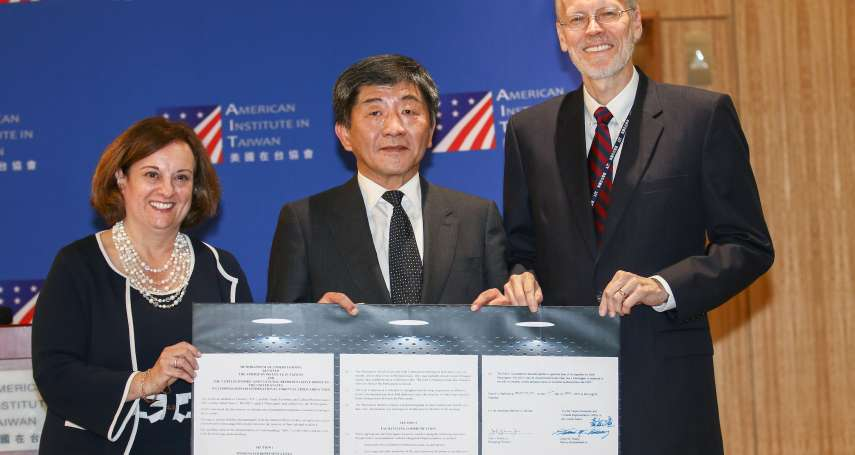 每個孩子都是寶!台灣、美國重視兒權 攜手解決跨國父母擅帶兒童離家問題