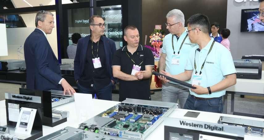 《COMPUTEX 2019》大秀數據商機  AI、5G浪潮推動高效能運算 數據管理需求促推出多元解決方案