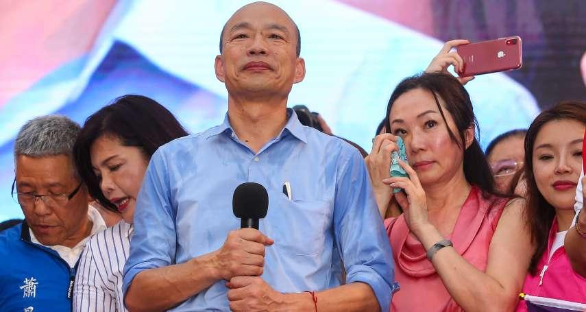李佳芬落淚被酸「做戲」 她諷:你們要選總統,還哭說世人難纏