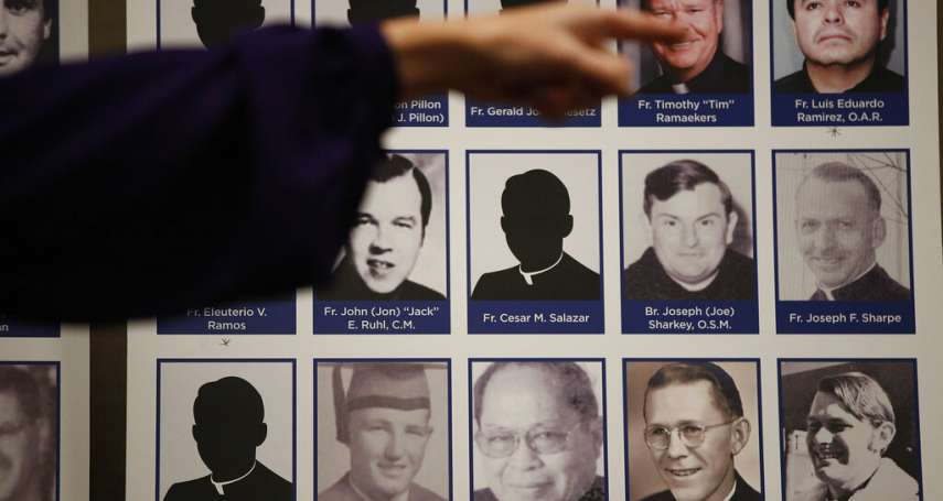 天主教神父性侵醜聞風暴越滾越大 美國教會一年燒掉95億元,各州檢察官窮追猛打