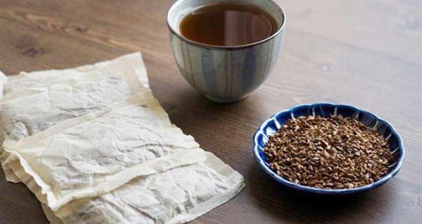 大熱天喝麥茶最消暑!中醫師公開它5大好處:不但能減肥、消腫…還有這些奇效