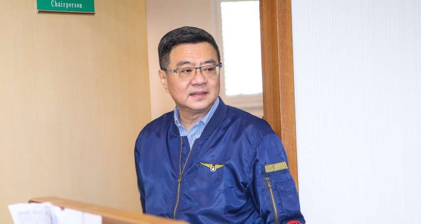民進黨初選民調今開跑 卓榮泰:請大家在挺九二、一家親、顧台灣間用心作答