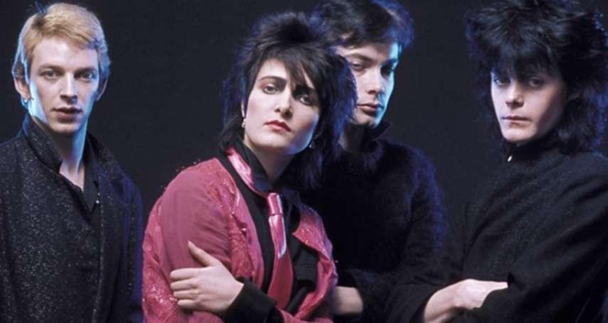 闇黑夜妖的迷幻漩渦──後叛客教母「蘇西與冥妖」主唱 Siouxsie Sioux